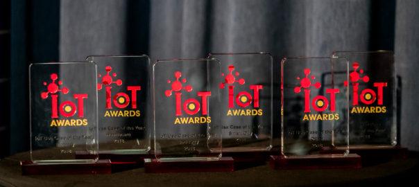 Sense for Innovation genomindeerd voor IoT Award 2018